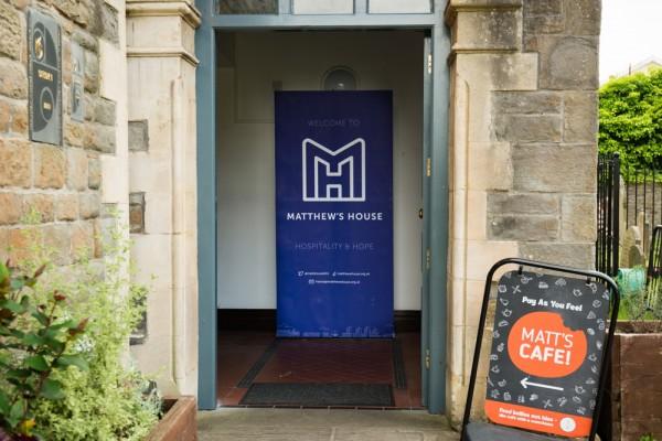 Mathews_House_entrance