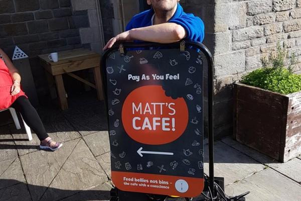 Matt's Cafe | Matthew's House